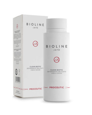 Bioline, Proceutic CleanBiotic Face&Eyes Delicate Cleanser 100ml